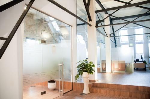 Trockenbau und Glaswände Innenausbau