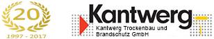 Kantwerg Trockenbau und Brandschutz GmbH Logo